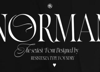 Norman Font