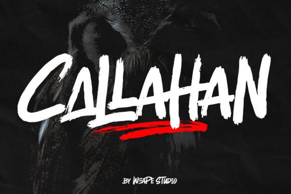 Callahan Font