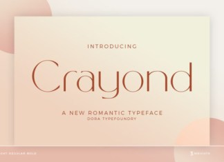 Crayond Font