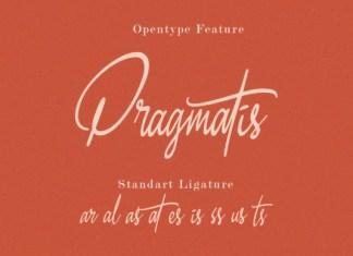 Dragmatis Font