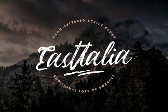 Eastallia Font