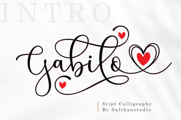 Gabilo Font