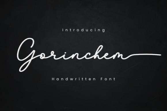 Gorinchem Font