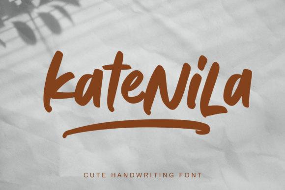 Katenila Font