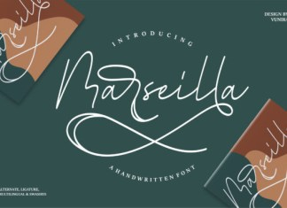 Marseilla Font