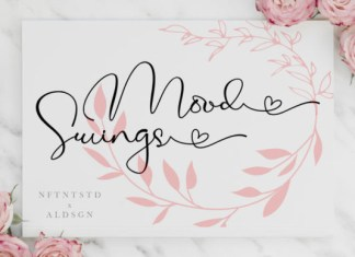 Mood Swings Font