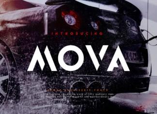 Mova Font