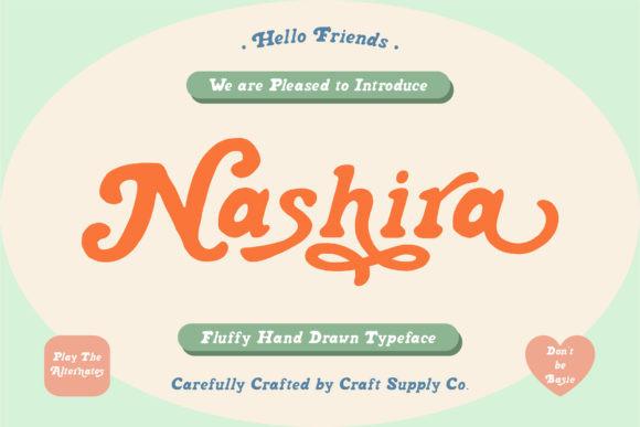 Nashira Font