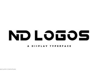 Nd Logos Font