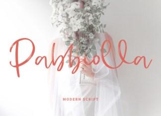 Pabbiolla Font