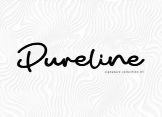 Pureline Font