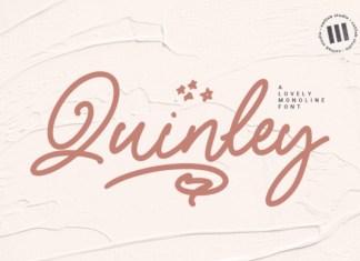 Quinley Font