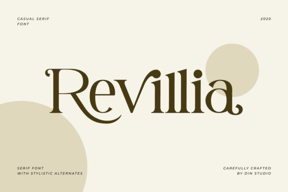 Revillia Font
