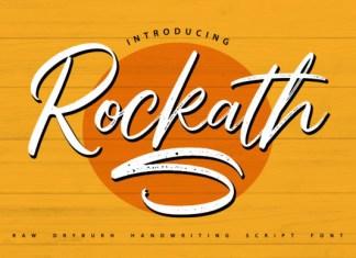 Rockaths Font