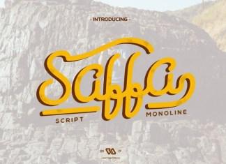 Saffa Font