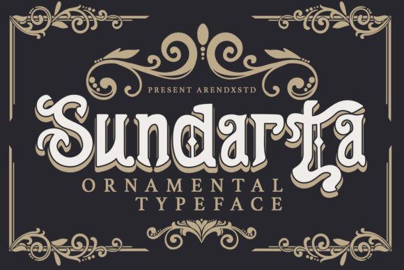 Sundarta Font
