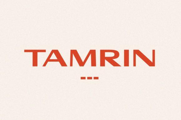 Tamrin Font