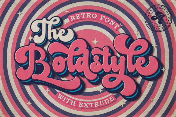 The Boldstyle Font