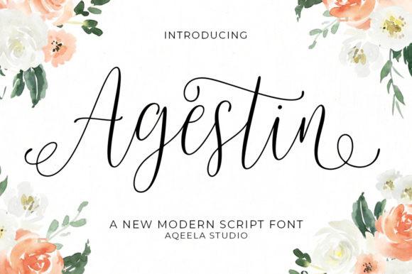 Agestin Font