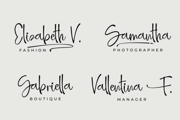 Amellia Ink Font
