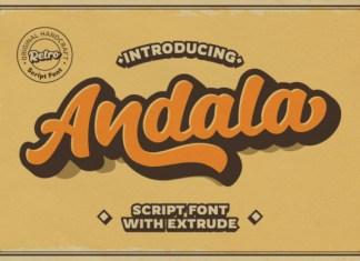 Andala Font