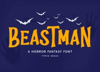 Beastman Font