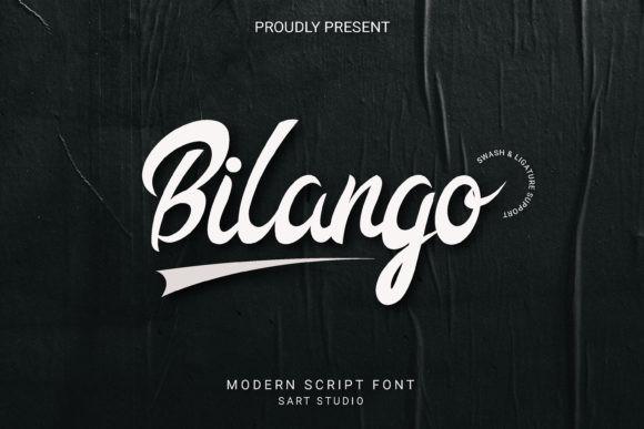 Bilango Font
