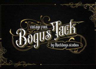 Bogus Jack Font