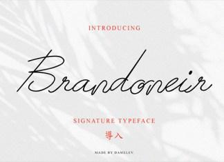 Brandoneir Font