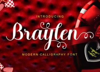 Braylen Font