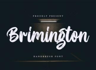 Brimington Font