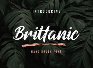Brittanic Font