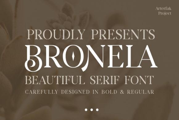 Bronela Font