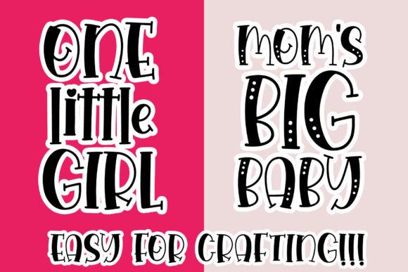 Bubble Pink Font