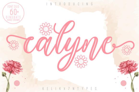 Calyne Font