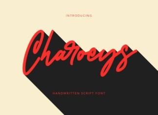 Charoeys Font