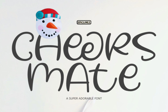 Cheers Mate Font