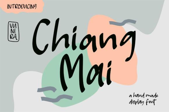 Chiang Mai Font