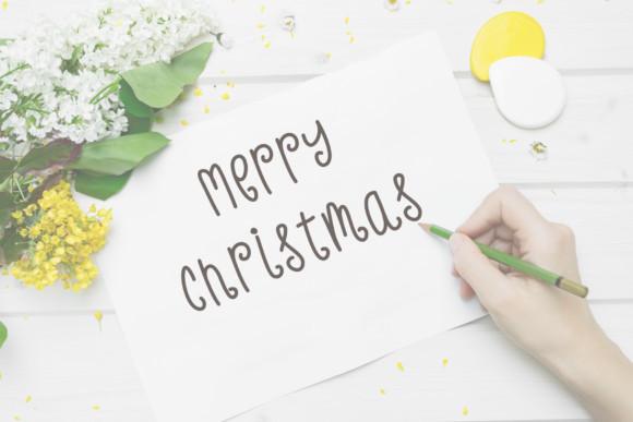 Christmas Charming Font