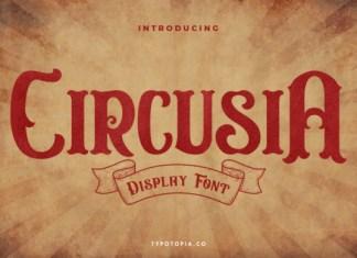 Circusia Font