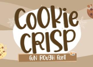 Cookie Crisp Font