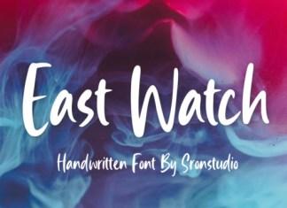 East Watch Font