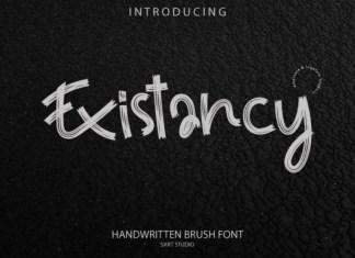 Existancy Font