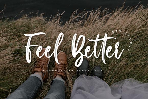 Feel Better Font