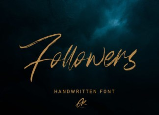 Follower Font