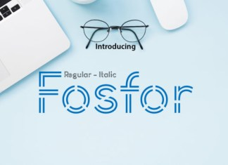 Fosfor Font