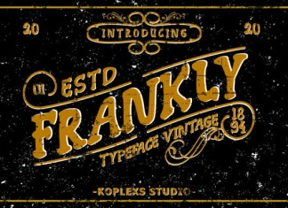 Frankly Font