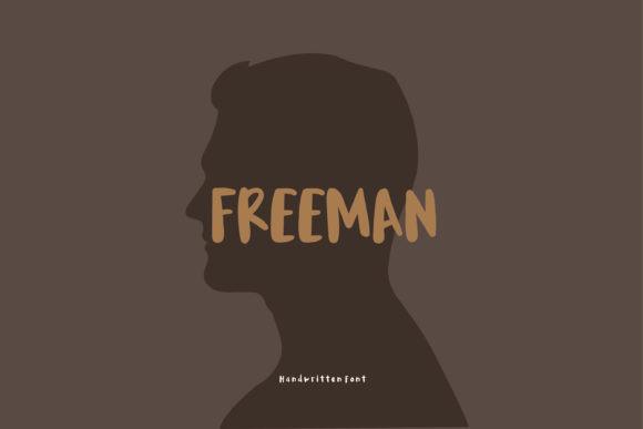Freeman Font