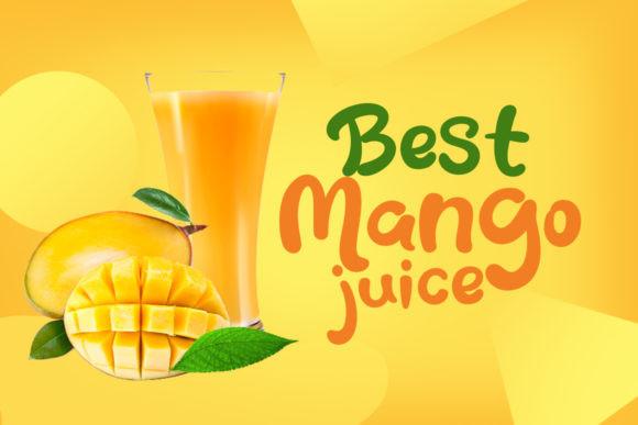 Fresh Mango Font