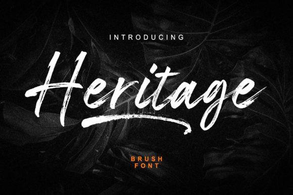 Heritage Font